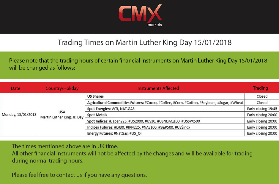 cmx martin luther king